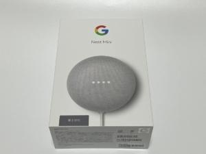 Google Nest Miniレビュー私の活用法は声で家電を操作